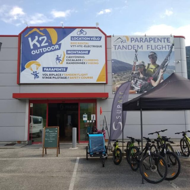 K2 Outdoor Doussard